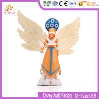 OEM PVC plastic cartoon angel figurine toy