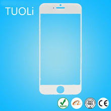 New products front glass lens for iphone OCA optical clear adhesive
