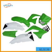 New model KLX 150 motorcycle abs fairing kit