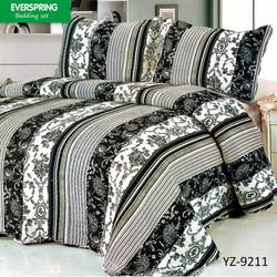 Beautiful European Style Cotton/ High Level Summer Quilt Print Home Goods