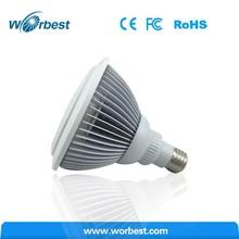 Dimmable PAR38 Spotlight Bulb 120V 60Hz 16 Watt LED E26 E27 Base