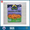 25 microns jumbo plastic pumpkin leaf garbage bags Halloween