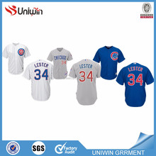 Chicago Cubs #34 Jon Lester Baseball Jerseys
