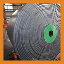 coal used rubber conveyor belt industrial belt of ordinary canvas core conveyor belt