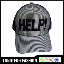 New arrival curved bill distressed trucker cap mesh cap snapback cap wholesale