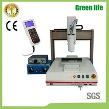 Green life Air Bubble Remover,Glue Dispenser and LCD Frame Install Machine for LCD Refurbishment Glue Dispenser