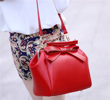 Fashion vintage handbag for women european shoulder bag