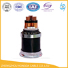 XLPE Insulated Steel Wire Armoured 3 core High Voltage cable