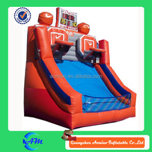 popular cheap inflatable basketball game