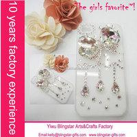 diamond stone crystal case for apple iphone 6