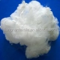 China online shopping recycled polyester staple fiber pet solid polyester fiber for knitting and weaving yarn 1.4d*32mm