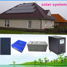Promotion 110/220V 5KW Solar power system for more than 16years experience/5000W Solar power system