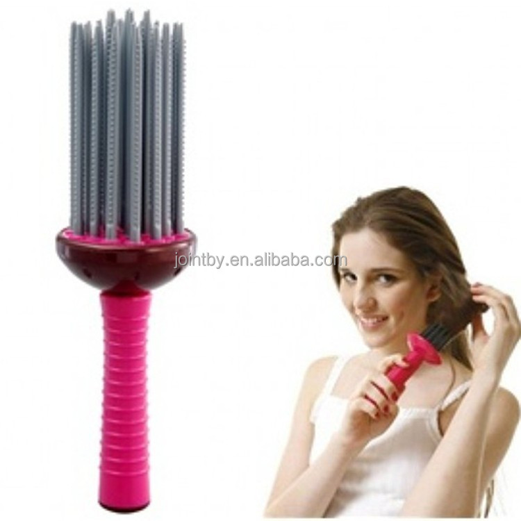 Japanese Styling Comb Airy Curl Styler Beauty Hair Make Up