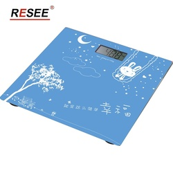 body scale clock weighing scales heavy duty
