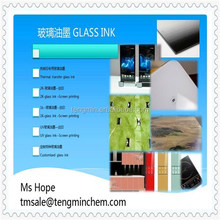 top 1 glass paint Good flexibility,no chipping phenomenon on cutting or grinding edge