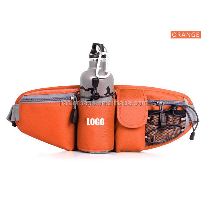 Multi - fonction sport sac de taille avec porte - bouteille
