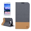 Newest Products Wallet Style Leather Cheap Case for Samsung Galaxy S6 Active with Card Slots