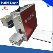 Hailei Factory marking machine 20W laser marker machine manufacturers laser metal engraving tool