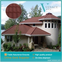 Modern style tile in mexico roofing tile corrugated metal roofing