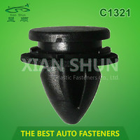 Iso9001 Retained Fasteners Plastic Fastener And Clips For Toyota Alphard Parts