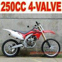 24HP 4 Valve 250cc Motor Cross
