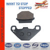 Motorcycle Brake Pads/ATV Parts,Competitive price ATV brake pad,High quality sintered brake pads for ATV