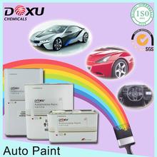 Oil Varnish for Automobiles 2K Acrylic Resin