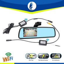 4.3inch no interference wifi wireless Car DVR / Vehicle Car DVR road travelling / Driving Data recorder