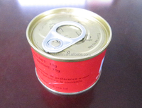 All sizes of tomato paste in can directly from the factory