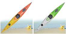 Venta caliente Individual Kayak de Mar