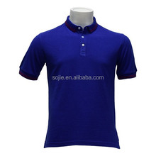 dark blue new polo shirt top thai quality football team man shirts in stock cheap price