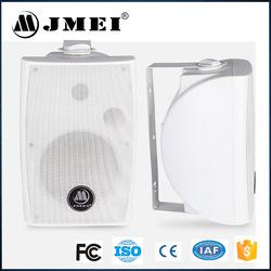 KF-601 2-Way Full Range Karaoke PA Power Loudspeaker Box Fashion White dj Speaker