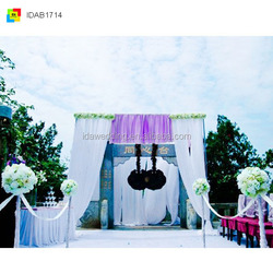 IDA drapes for tent, white draping for outdoor wedding, drapery for beach wedding(IDAB1714)