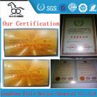 venda quente boa qualidade de sulfato de bário com fábrica pedaço