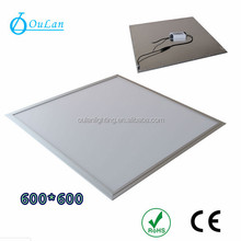 Taiwan epistar led chip 10mm ultrathin 36w Wifi control led panel light 600x600