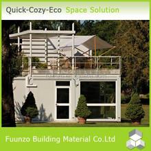 Demountable Modular Luxury Container Villa
