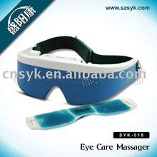 2014 new vibrating infrared heat eye massager (CE,RoHS)