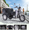 three wheel motorcycle, Disabled tricycle Q2-1