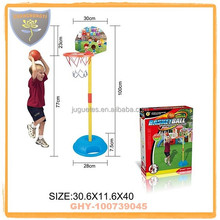100% safety interesting basketball stands for kids with plastic hoop