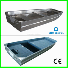 Hot sale fishing boats /small aluminium fishing boat for sale at low price