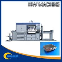 plastic tray moulding machine