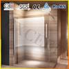 6mm curved glass shower door EX-603