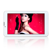 High quality 7 inch tablet quad core 3G dual sim wifi 3G phone tablet pc