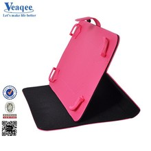 Veaqee leather tablet case for universal 7 inch