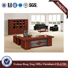 Economical hot sale solid wood veneer executive desk office furniture office tableHX-SRD0009