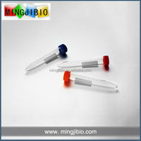 Lab Centrifuge Tubes Conical 15ml plastic tube