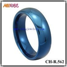 2015 blue rings,gothic style true love waits ring