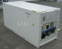 20 ft refrigerated container specifications