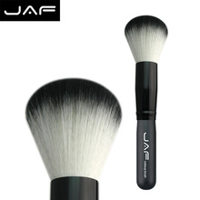 JAF Aluminum Barrel Bronze Powder Beauty Brush Make Up Applicator (18SW-B) - Private Label