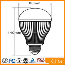 Durable antique underwater led bulb